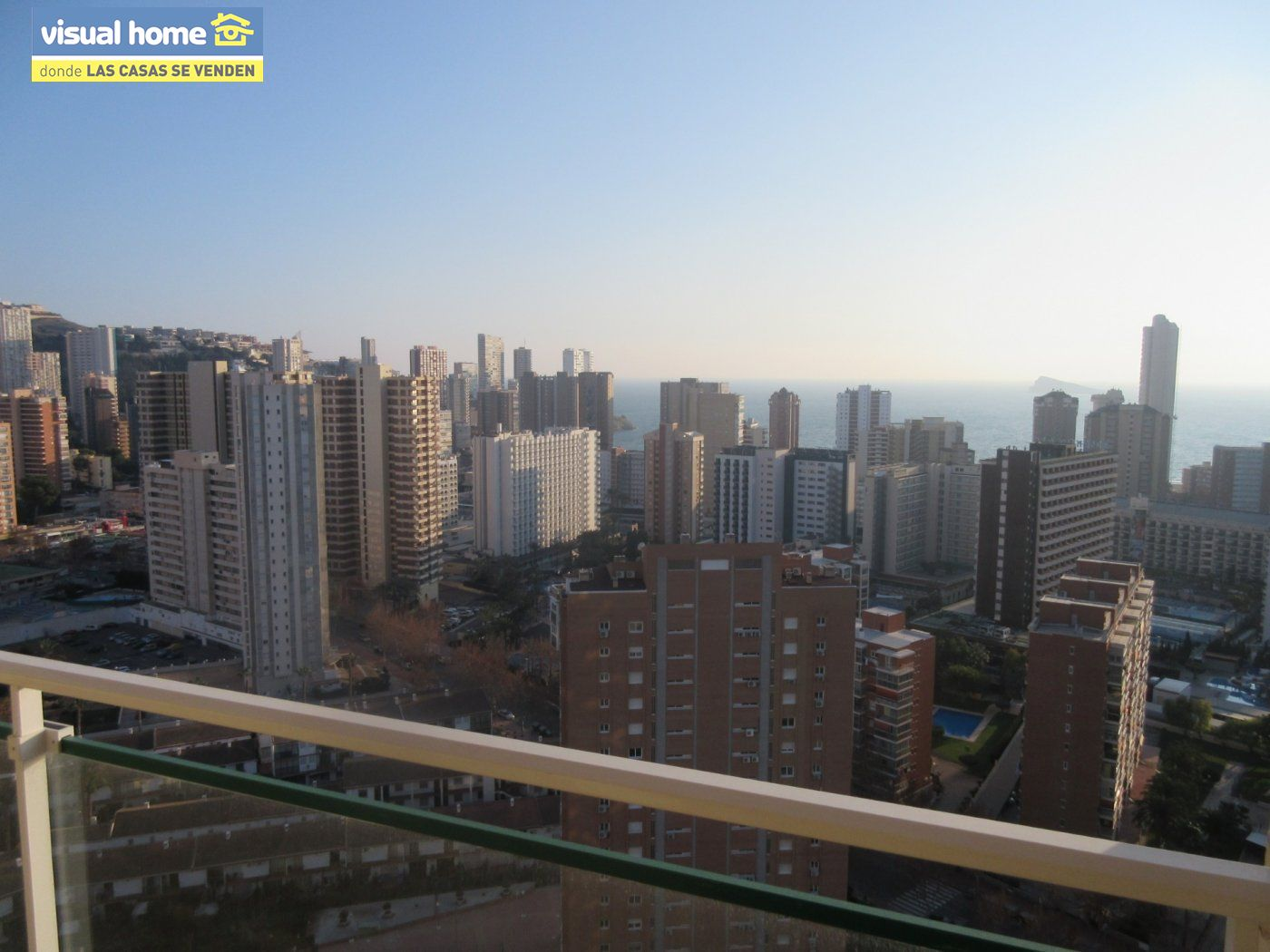 Apartamento 1 dormitorio con vistas espectaculares con parking y piscina en Rincón de Loix llano 29