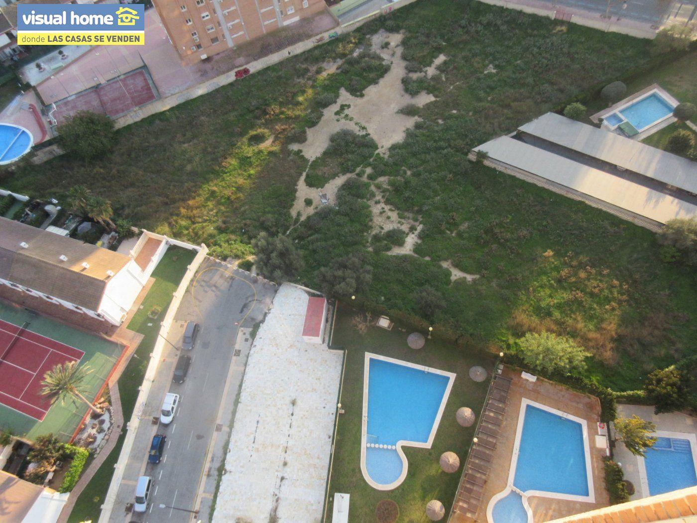 Apartamento 1 dormitorio con vistas espectaculares con parking y piscina en Rincón de Loix llano 30