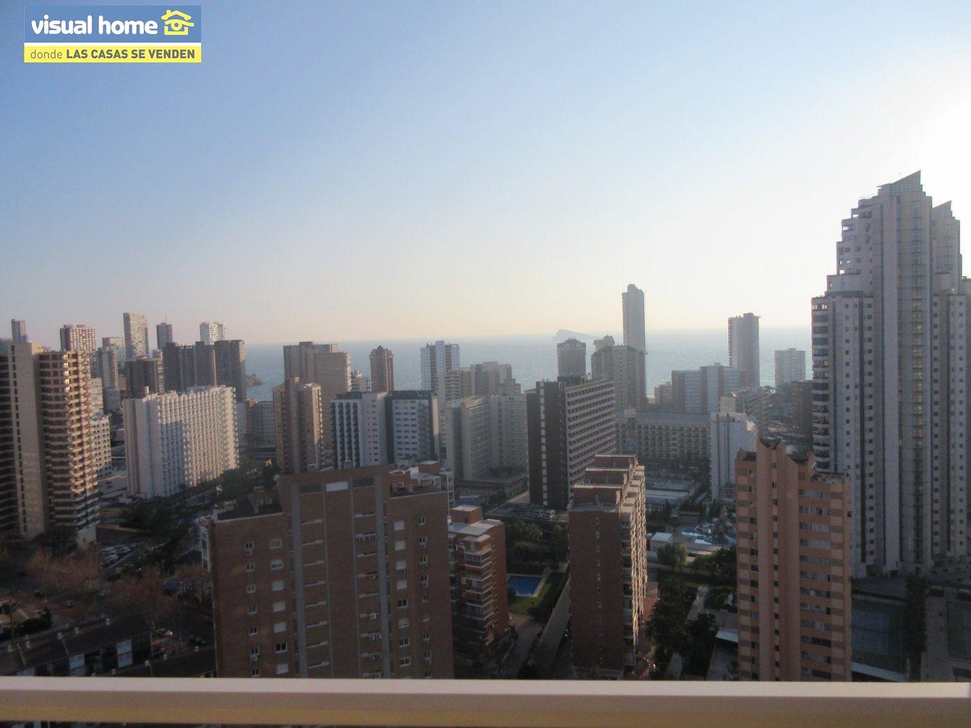 Apartamento 1 dormitorio con vistas espectaculares con parking y piscina en Rincón de Loix llano 31