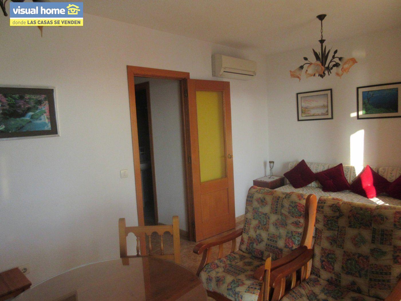 Apartamento 1 dormitorio con vistas espectaculares con parking y piscina en Rincón de Loix llano 3