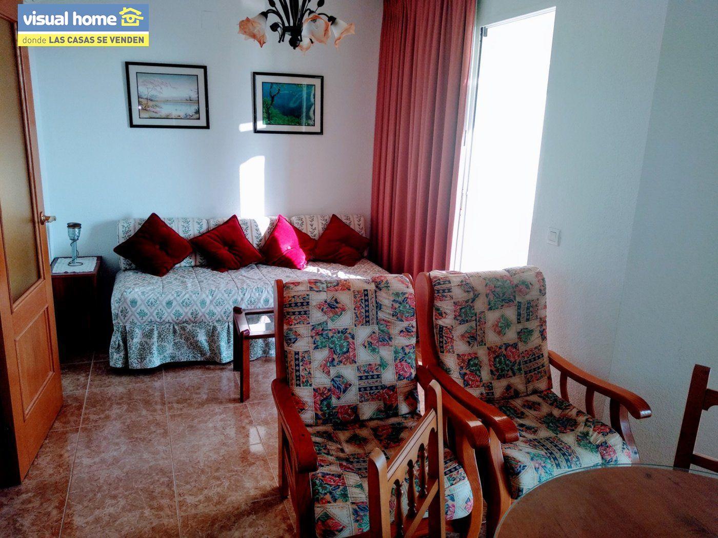 Apartamento 1 dormitorio con vistas espectaculares con parking y piscina en Rincón de Loix llano 4