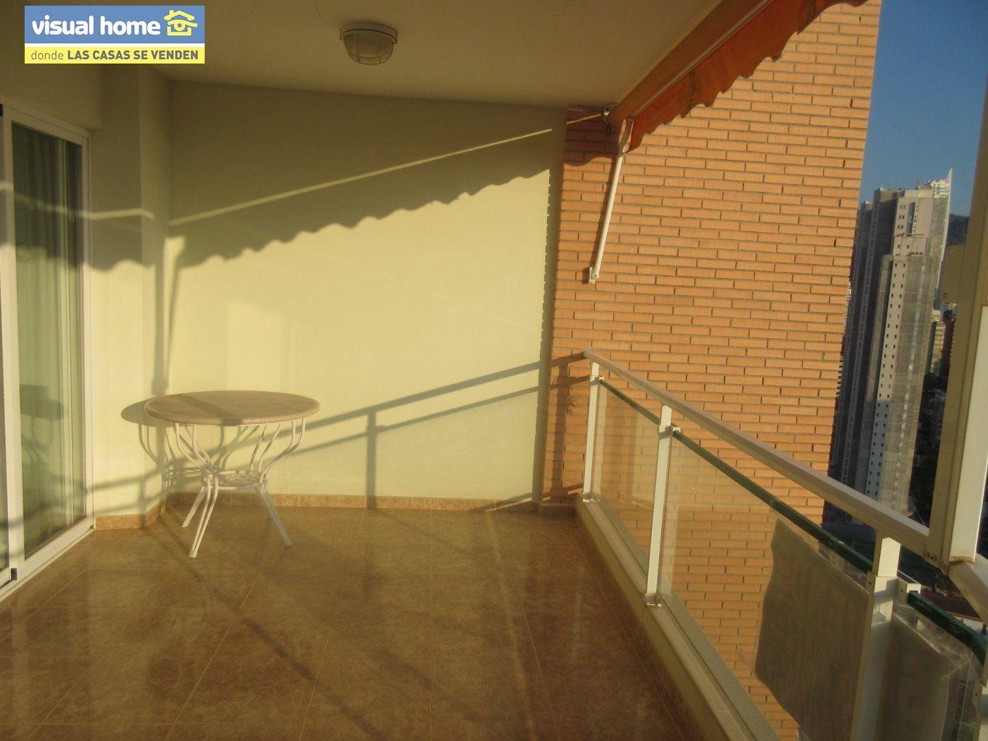 Apartamento 1 dormitorio con vistas espectaculares con parking y piscina en Rincón de Loix llano 5