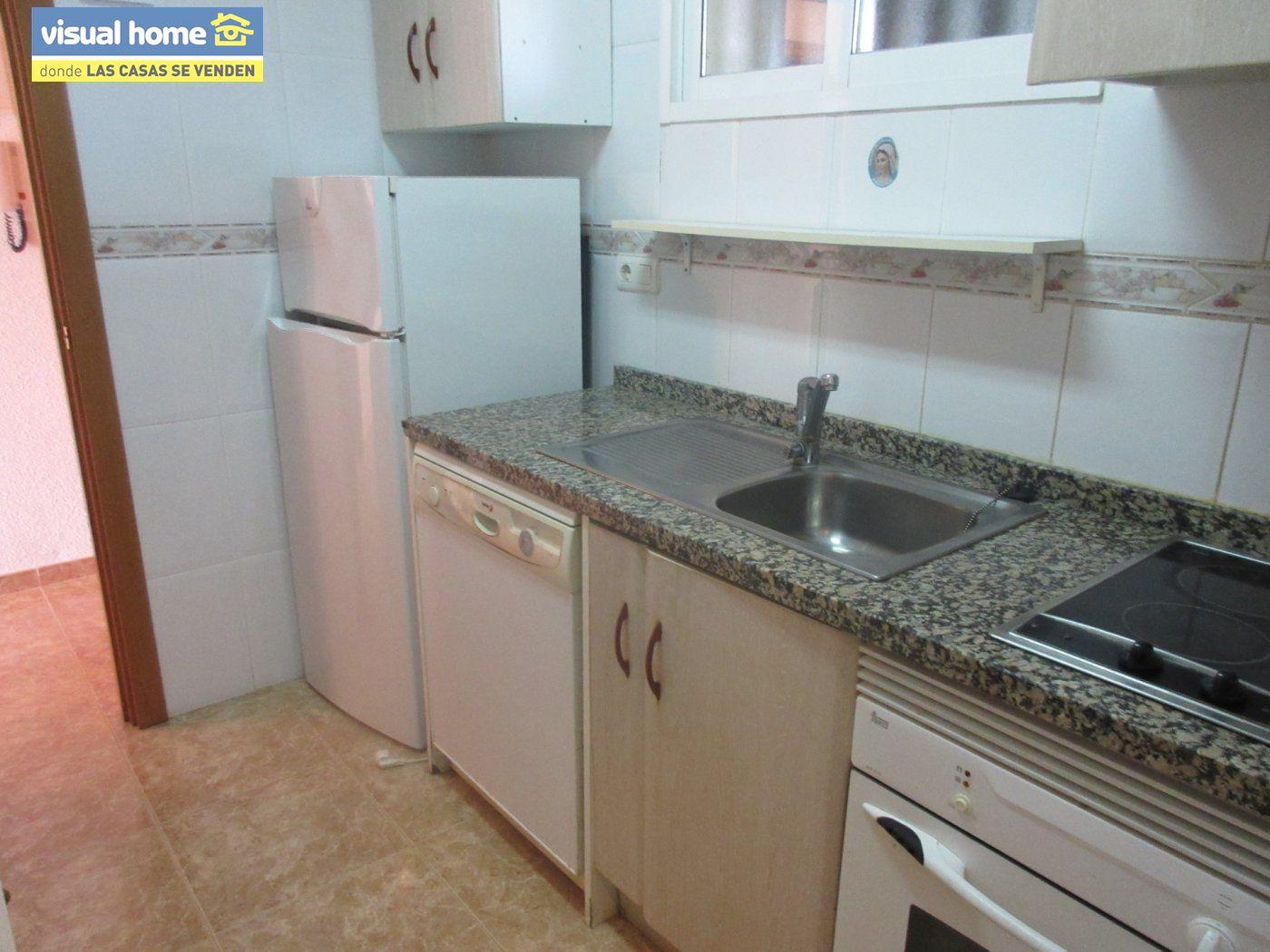 Apartamento 1 dormitorio con vistas espectaculares con parking y piscina en Rincón de Loix llano 6
