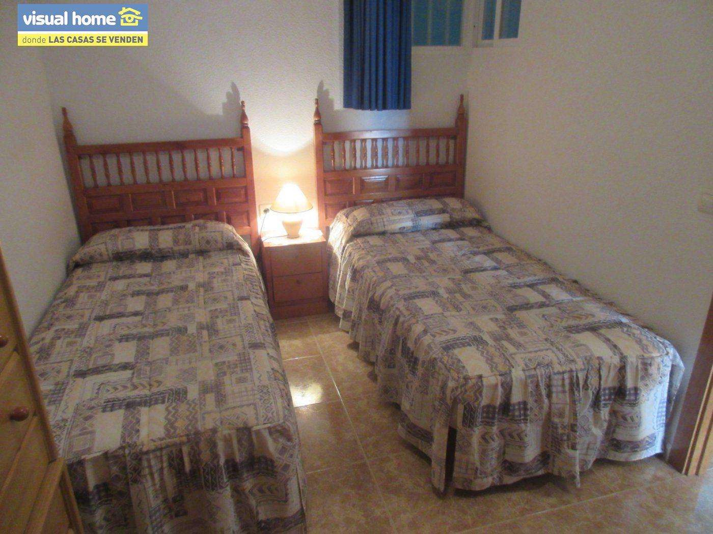 Apartamento 1 dormitorio con vistas espectaculares con parking y piscina en Rincón de Loix llano 7