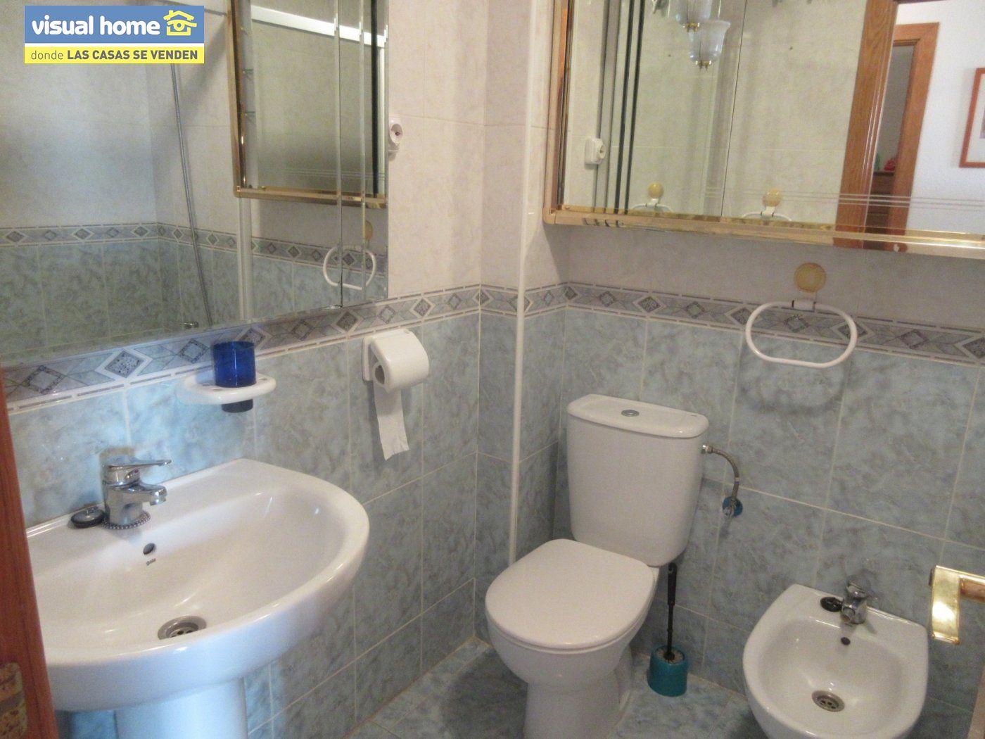 Apartamento 1 dormitorio con vistas espectaculares con parking y piscina en Rincón de Loix llano 8
