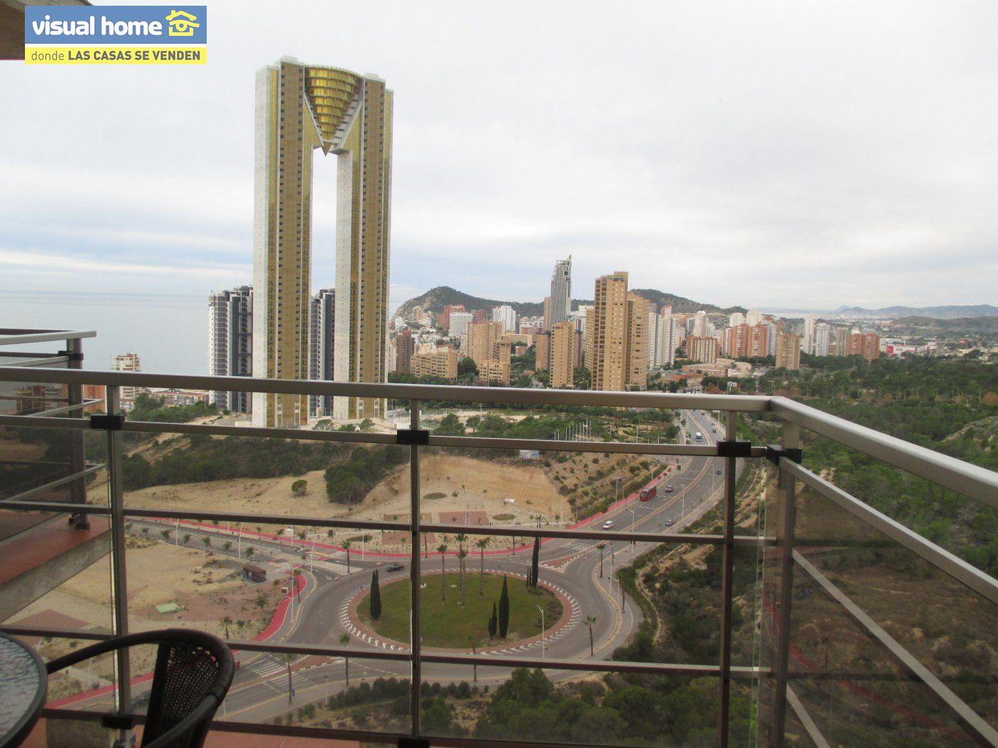 Apartamento en Benidorm zona Via Parque de 75 m²