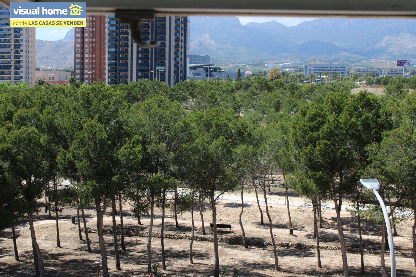 Estudio en Benidorm zona Levante de 34 m²