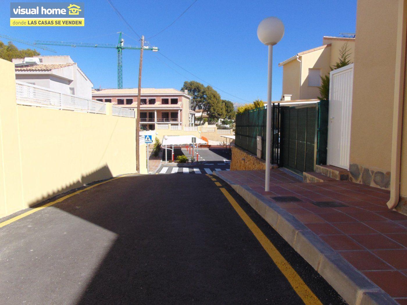 Pareado en La Nucia de 120 m²