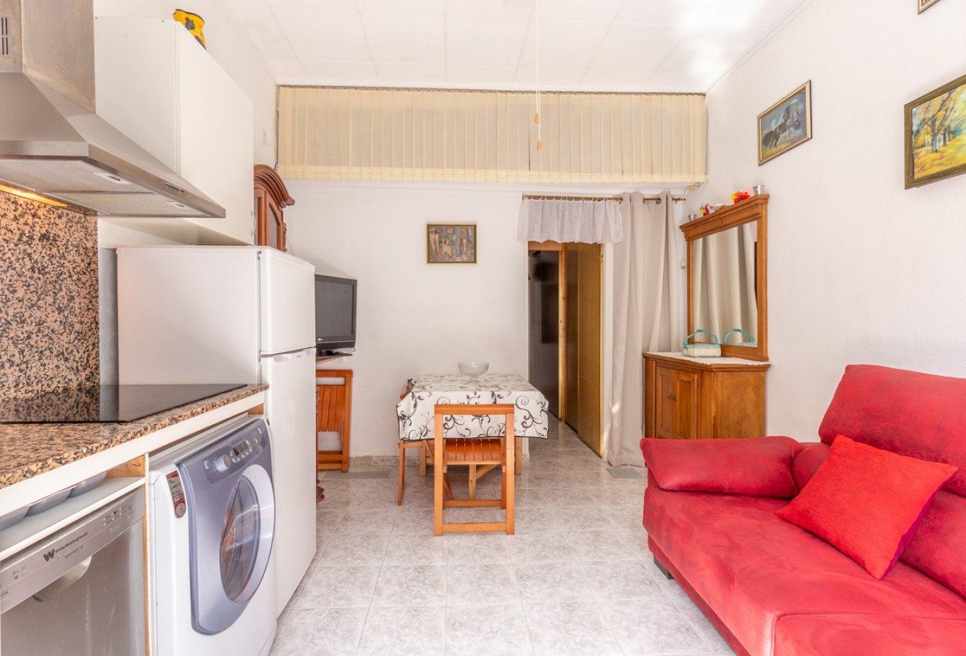 Apartamento en Benidorm zona Rincon de Loix de 38 m²
