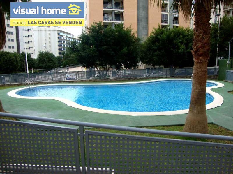 Apartamento en Benidorm zona Cala de Villajoyosa de 60 m²