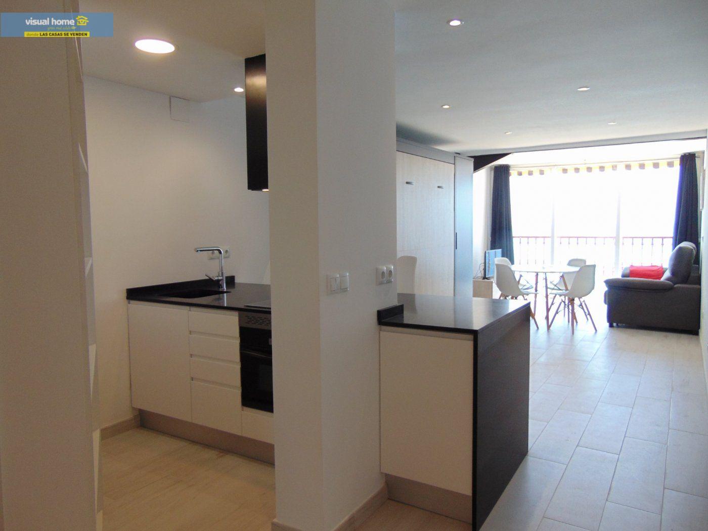 Estudio en Benidorm zona Levante de 40 m²