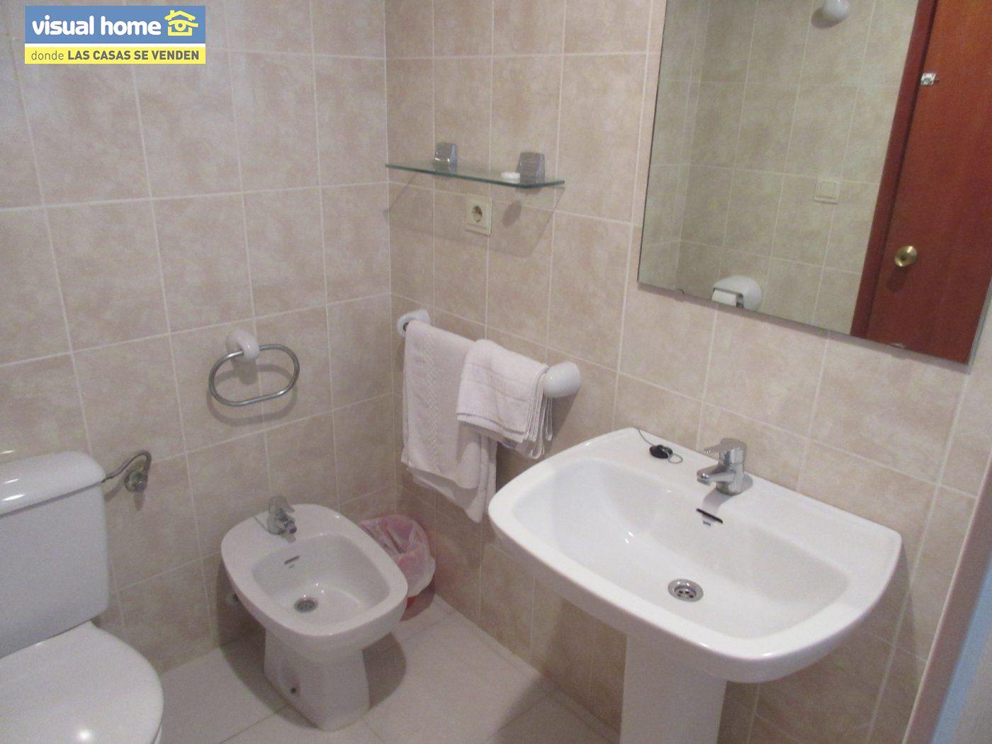 Apartamento de un dormitorio con parking y piscina en Rincón de Loix llano 10