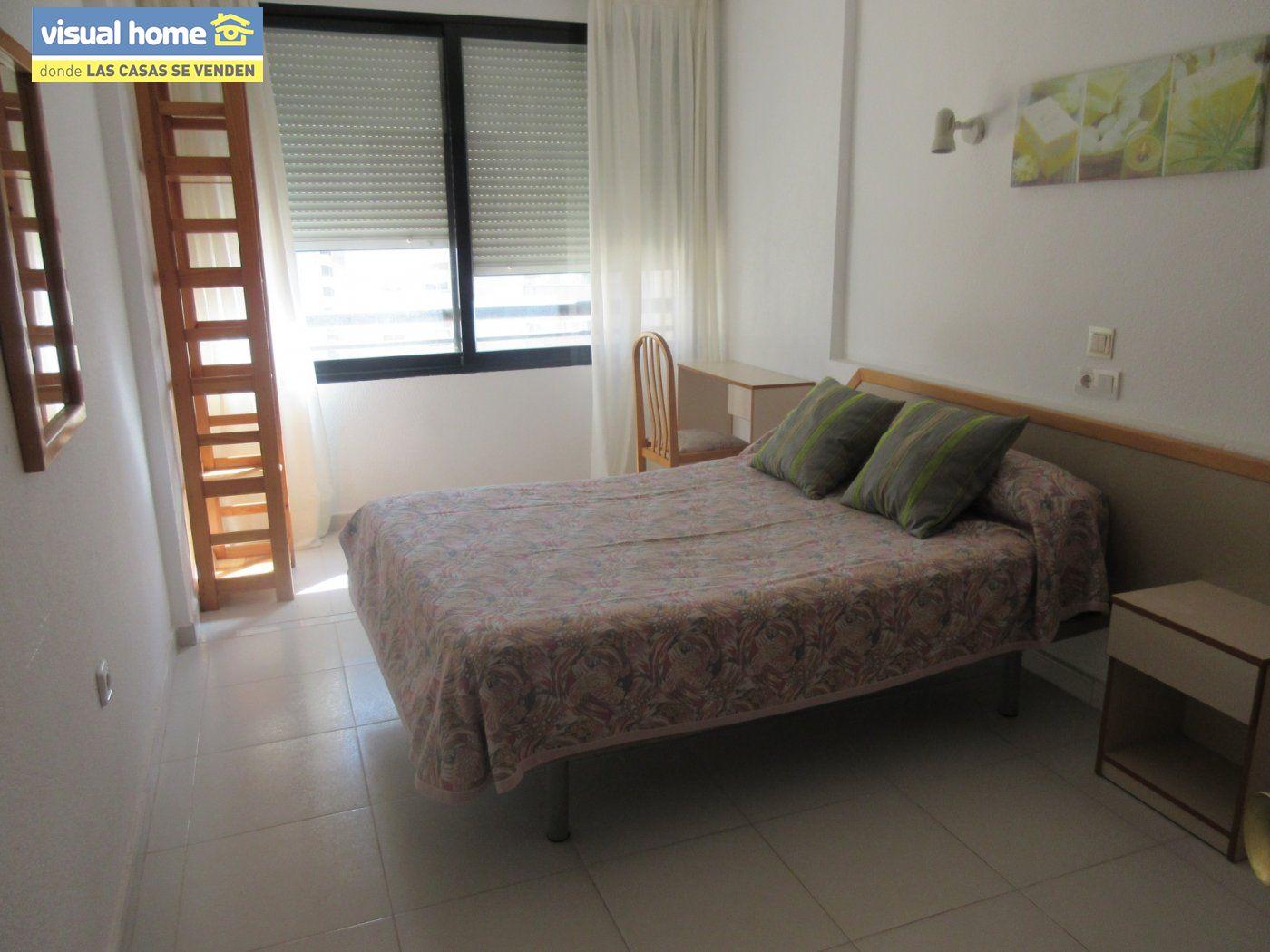 Apartamento de un dormitorio con parking y piscina en Rincón de Loix llano 11