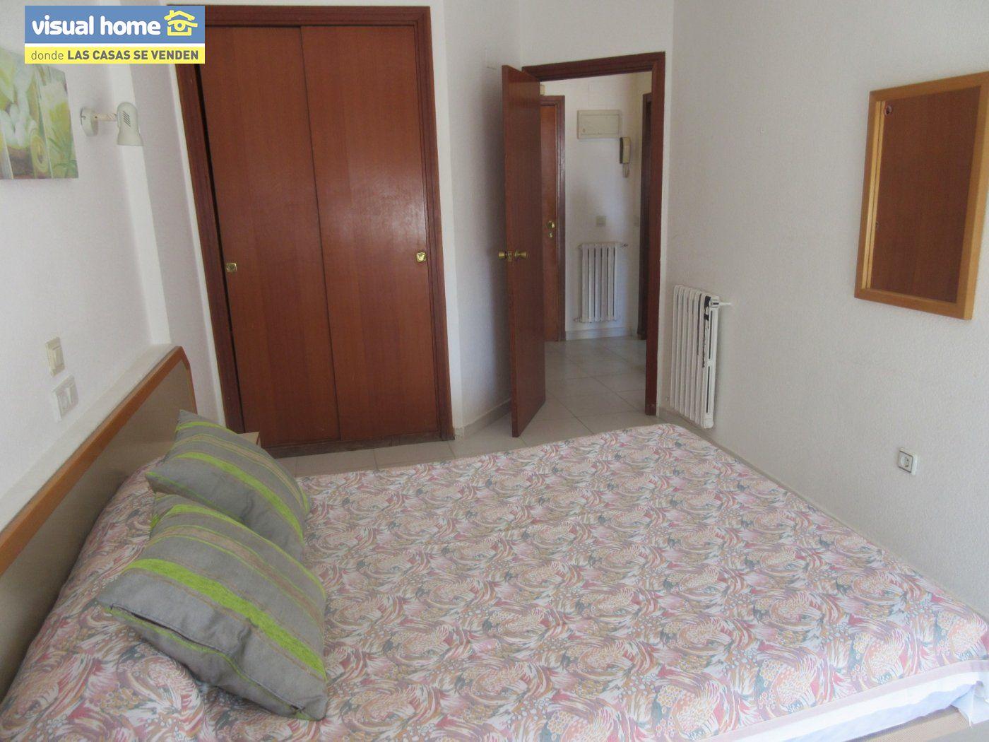Apartamento de un dormitorio con parking y piscina en Rincón de Loix llano 12