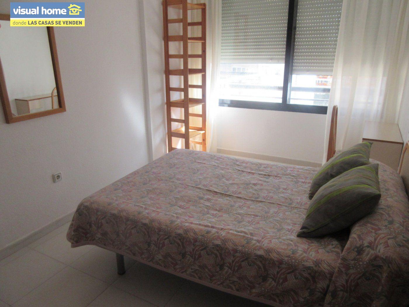 Apartamento de un dormitorio con parking y piscina en Rincón de Loix llano 13