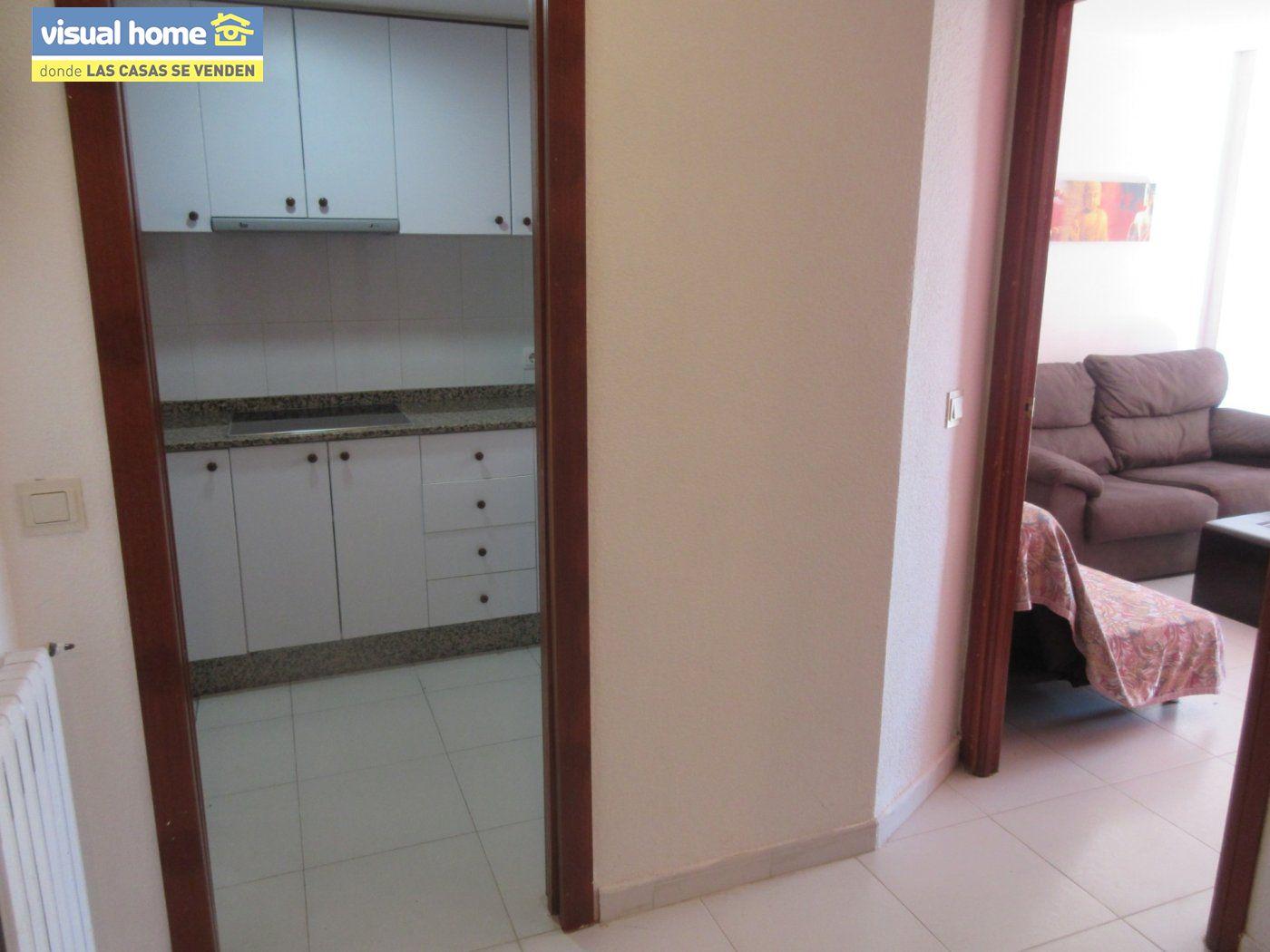 Apartamento de un dormitorio con parking y piscina en Rincón de Loix llano 14