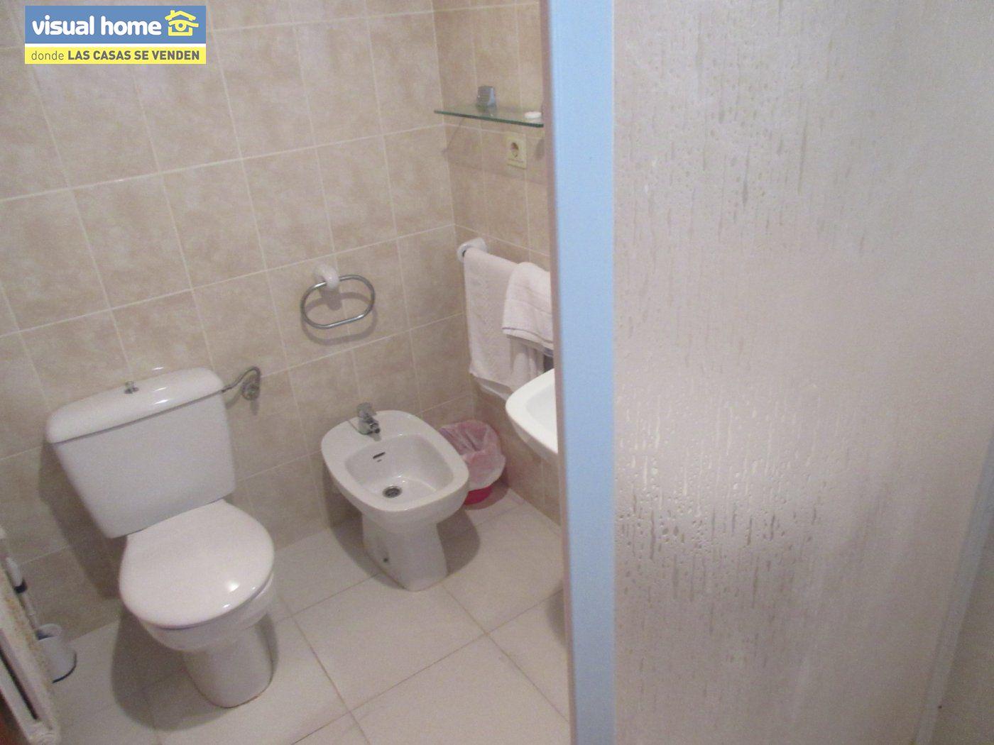 Apartamento de un dormitorio con parking y piscina en Rincón de Loix llano 17