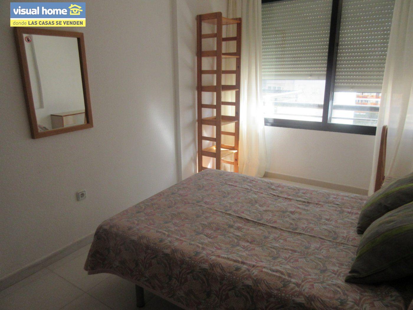 Apartamento de un dormitorio con parking y piscina en Rincón de Loix llano 18