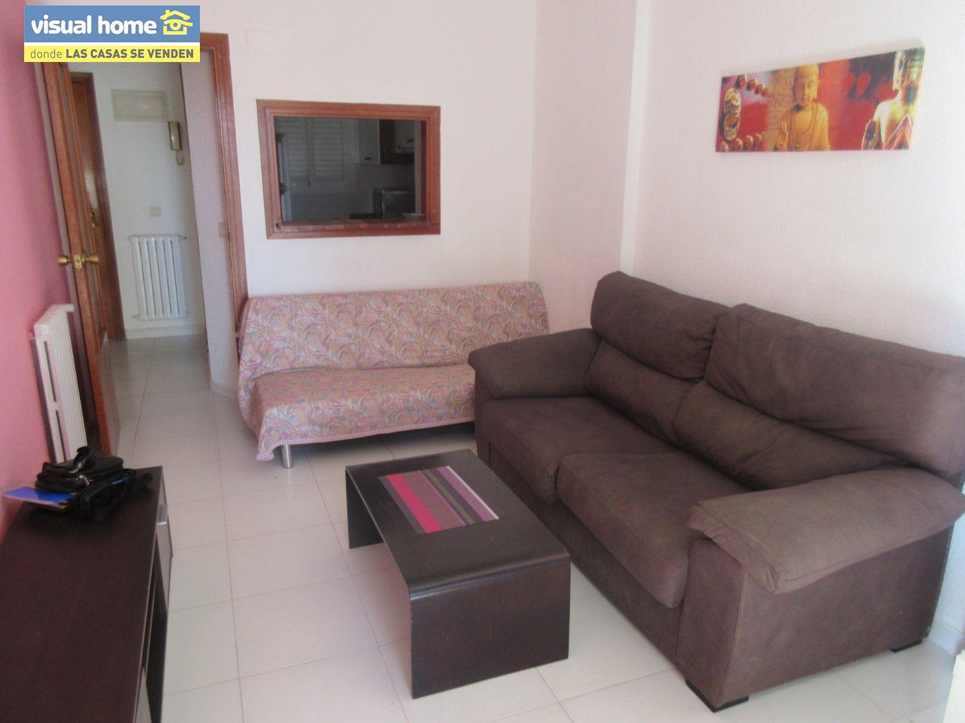 Apartamento de un dormitorio con parking y piscina en Rincón de Loix llano 1