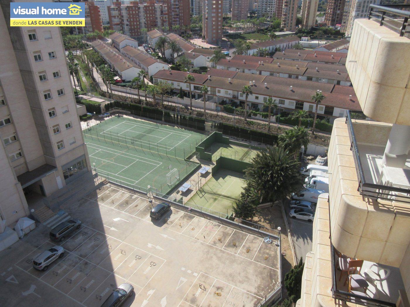 Apartamento de un dormitorio con parking y piscina en Rincón de Loix llano 20