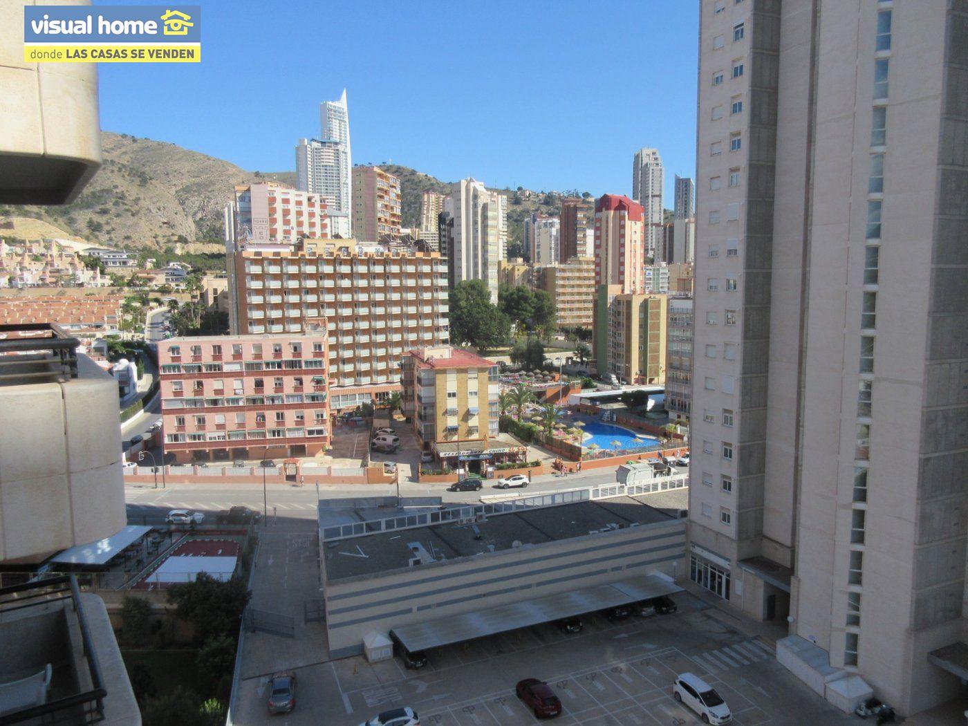 Apartamento de un dormitorio con parking y piscina en Rincón de Loix llano 21