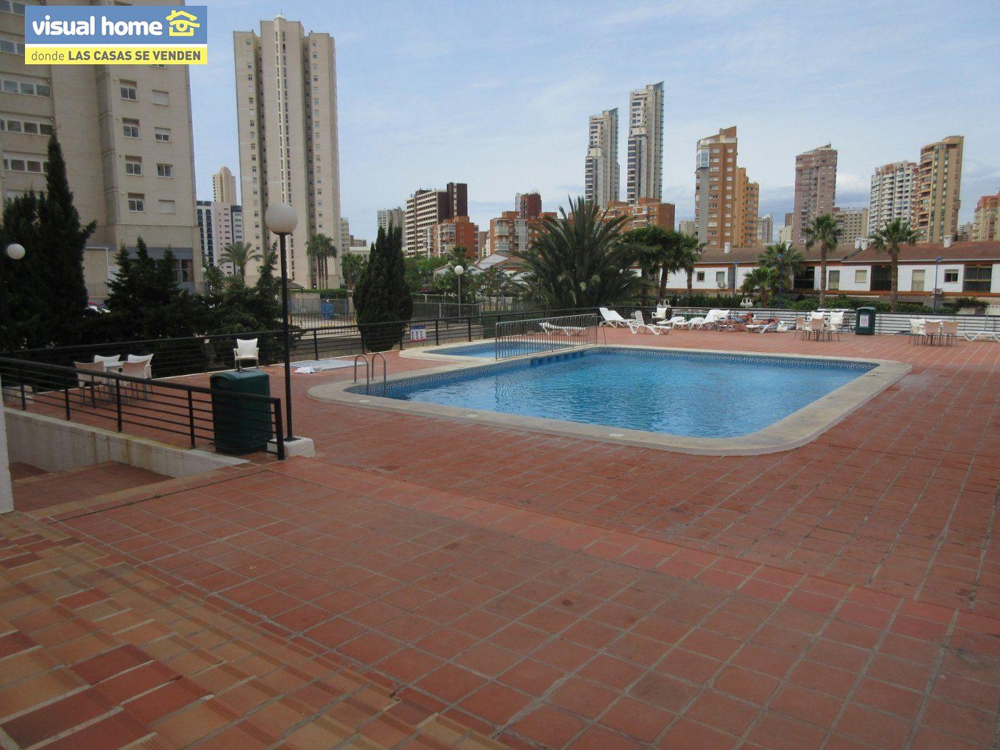 Apartamento de un dormitorio con parking y piscina en Rincón de Loix llano 22
