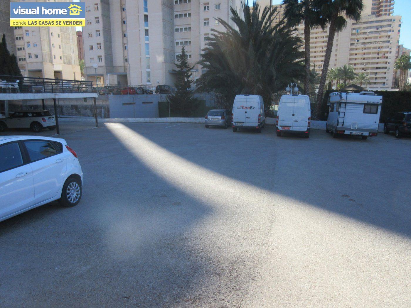 Apartamento de un dormitorio con parking y piscina en Rincón de Loix llano 24
