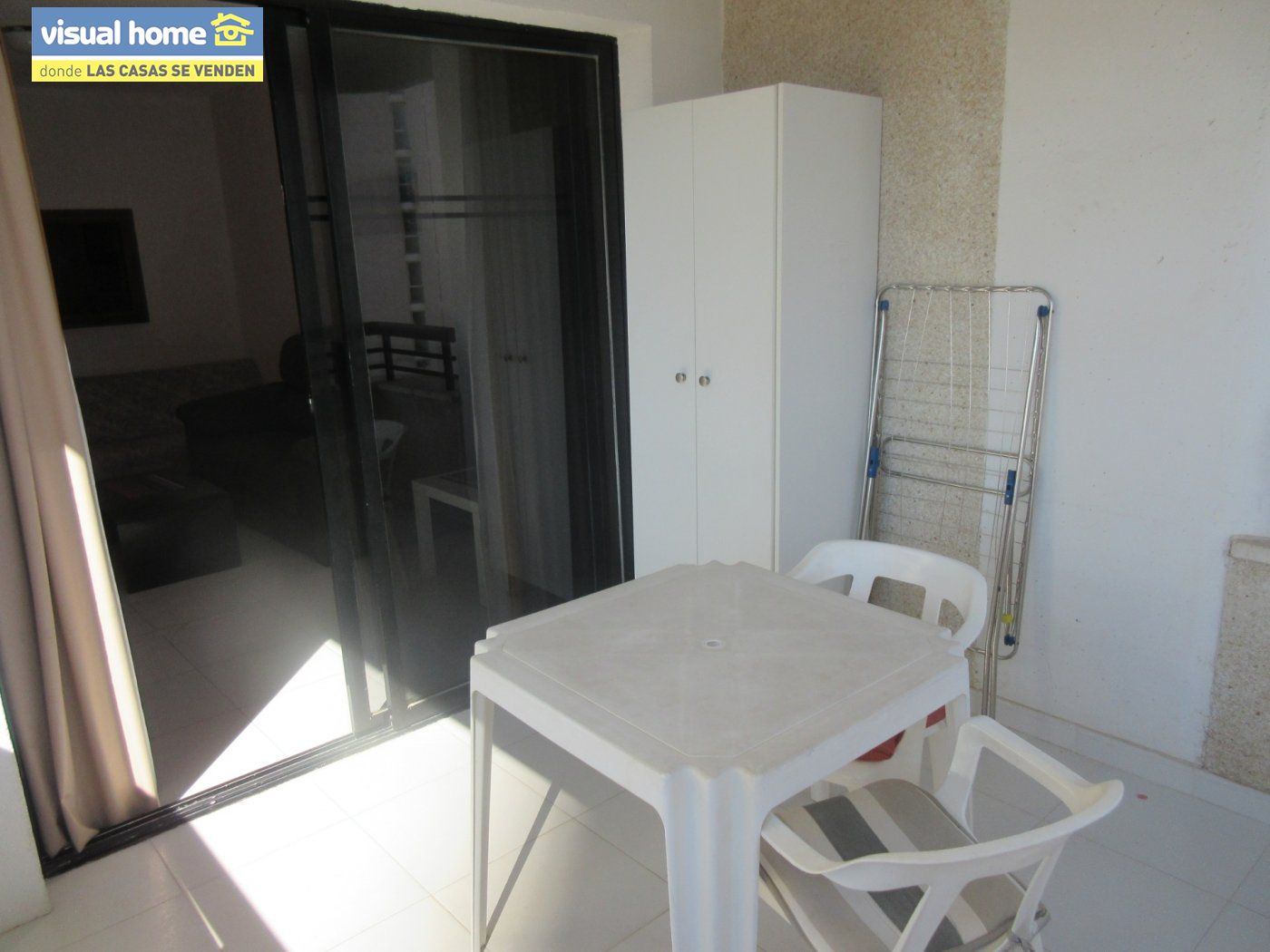 Apartamento de un dormitorio con parking y piscina en Rincón de Loix llano 4