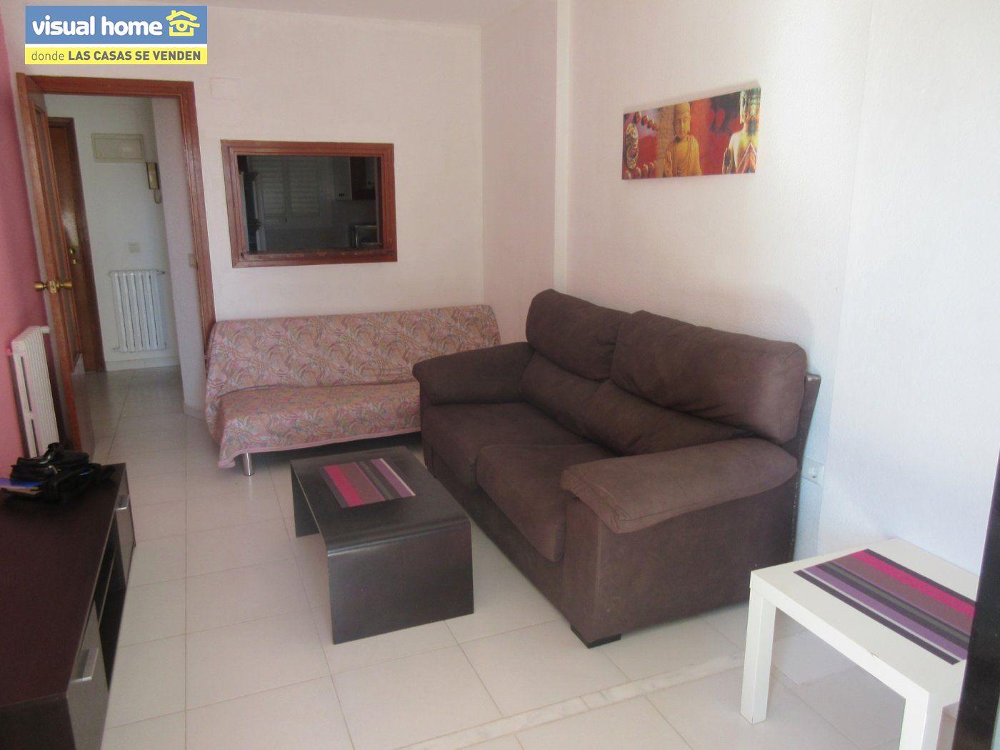 Apartamento de un dormitorio con parking y piscina en Rincón de Loix llano 5