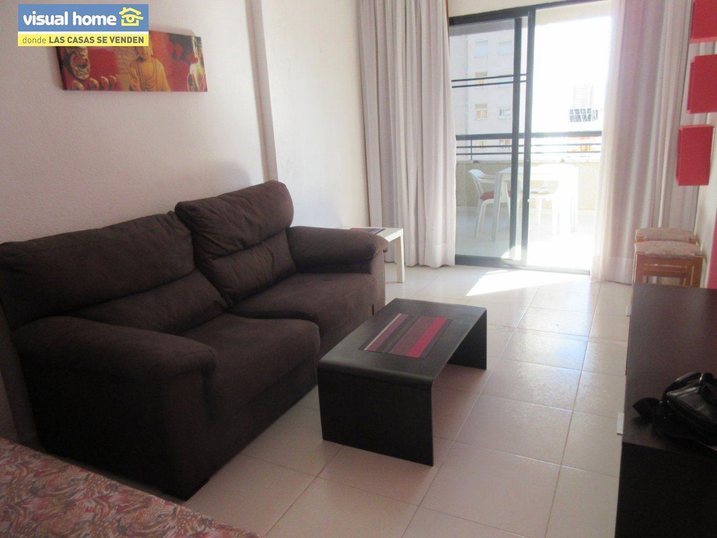 Apartamento de un dormitorio con parking y piscina en Rincón de Loix llano 6