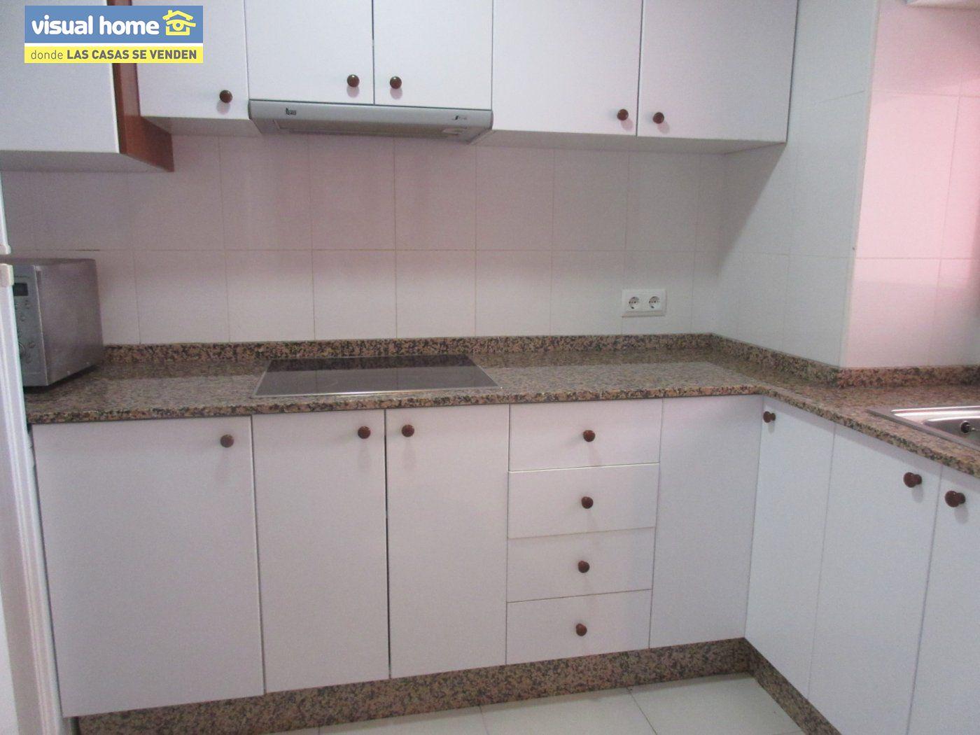 Apartamento de un dormitorio con parking y piscina en Rincón de Loix llano 7