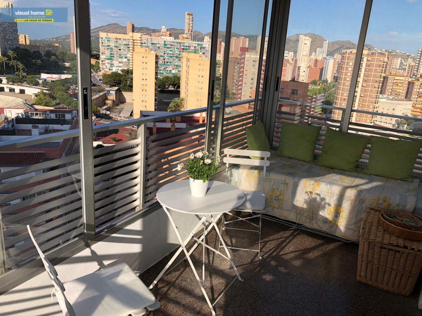 Apartamento en Benidorm zona Colonia Madrid de 60 m²