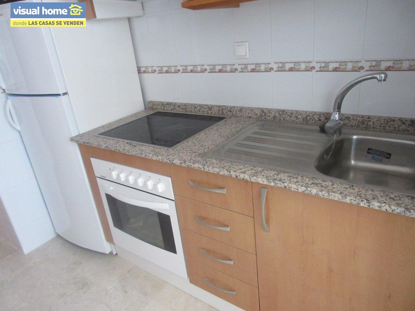 Apartamento nuevo a estrenar de  1 dormitorio(posible 2º) con garaje y piscina en Rincón de Loix 12