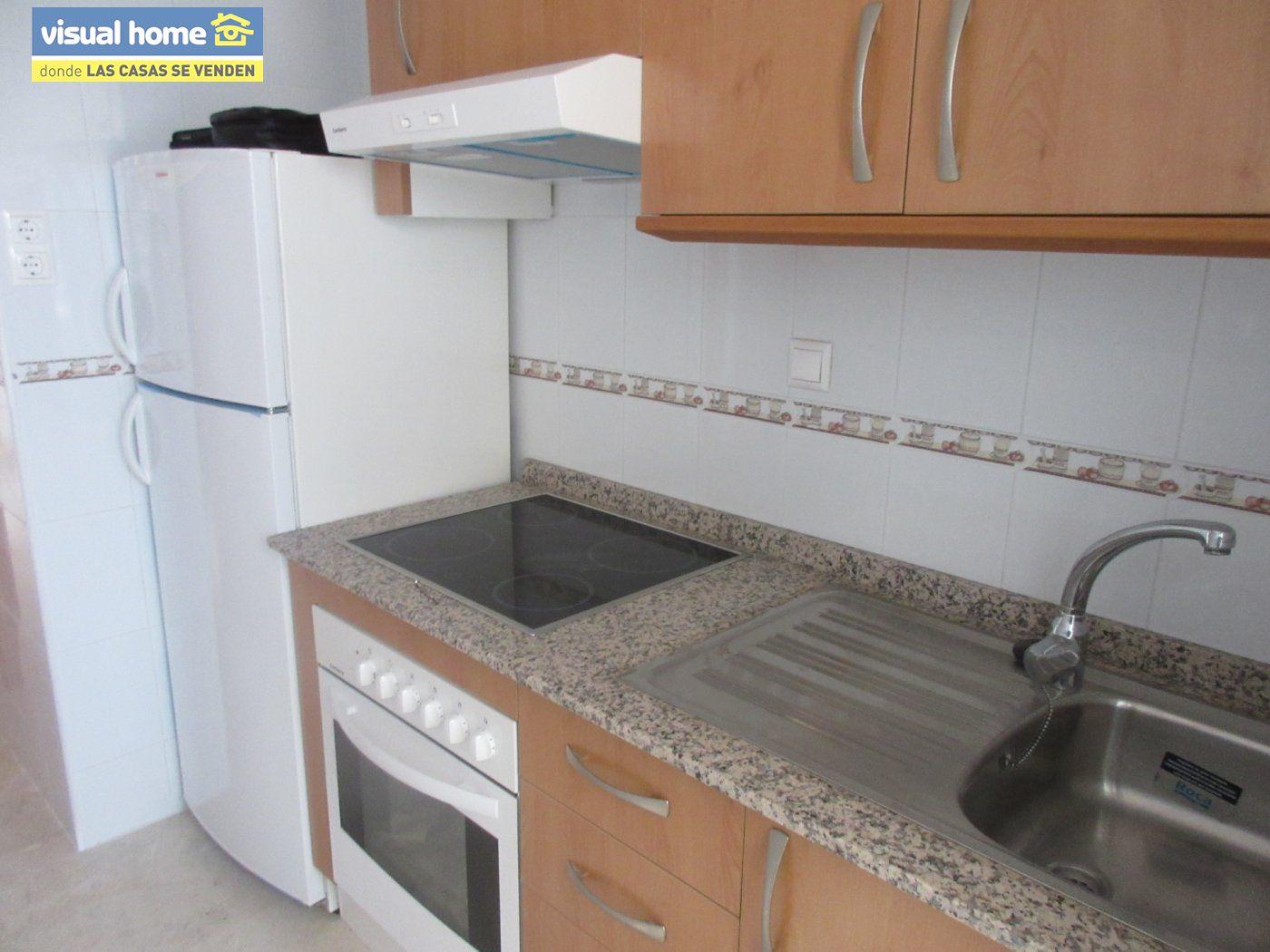 Apartamento nuevo a estrenar de  1 dormitorio(posible 2º) con garaje y piscina en Rincón de Loix 14