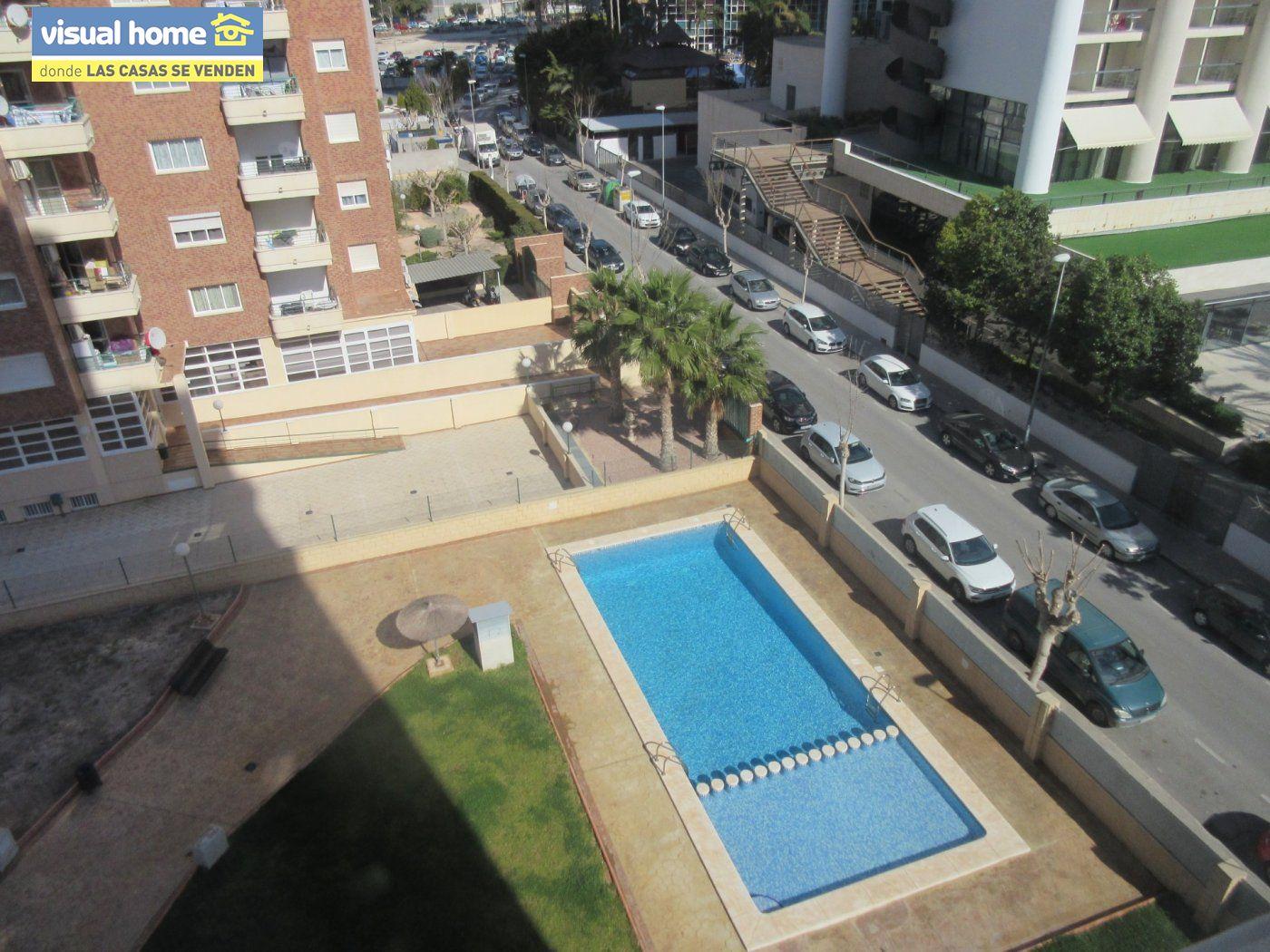 Apartamento nuevo a estrenar de  1 dormitorio(posible 2º) con garaje y piscina en Rincón de Loix 16