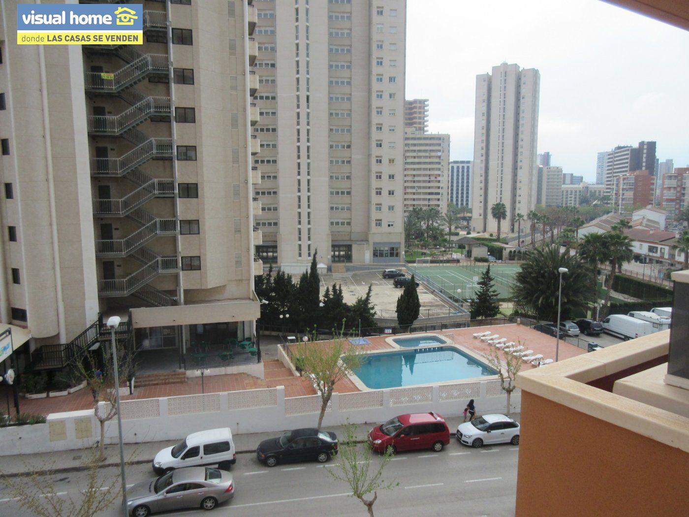 Apartamento nuevo a estrenar de  1 dormitorio(posible 2º) con garaje y piscina en Rincón de Loix 18