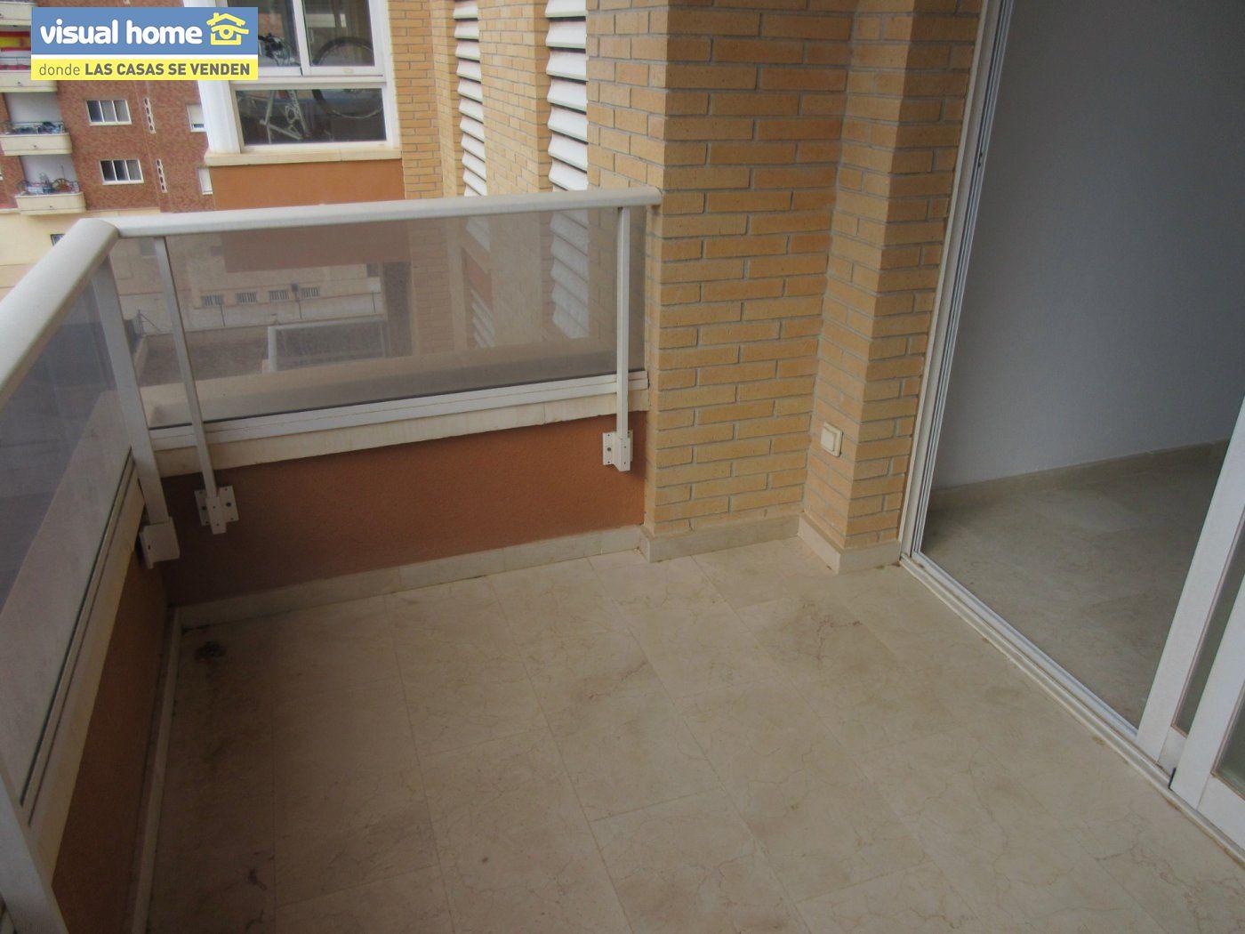 Apartamento nuevo a estrenar de  1 dormitorio(posible 2º) con garaje y piscina en Rincón de Loix 6
