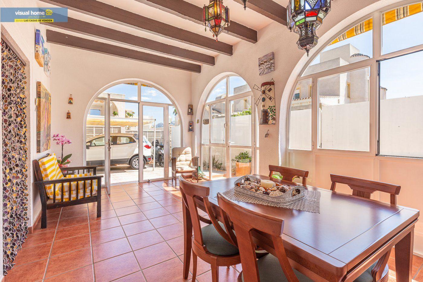 Casa en La Nucia de 168 m²