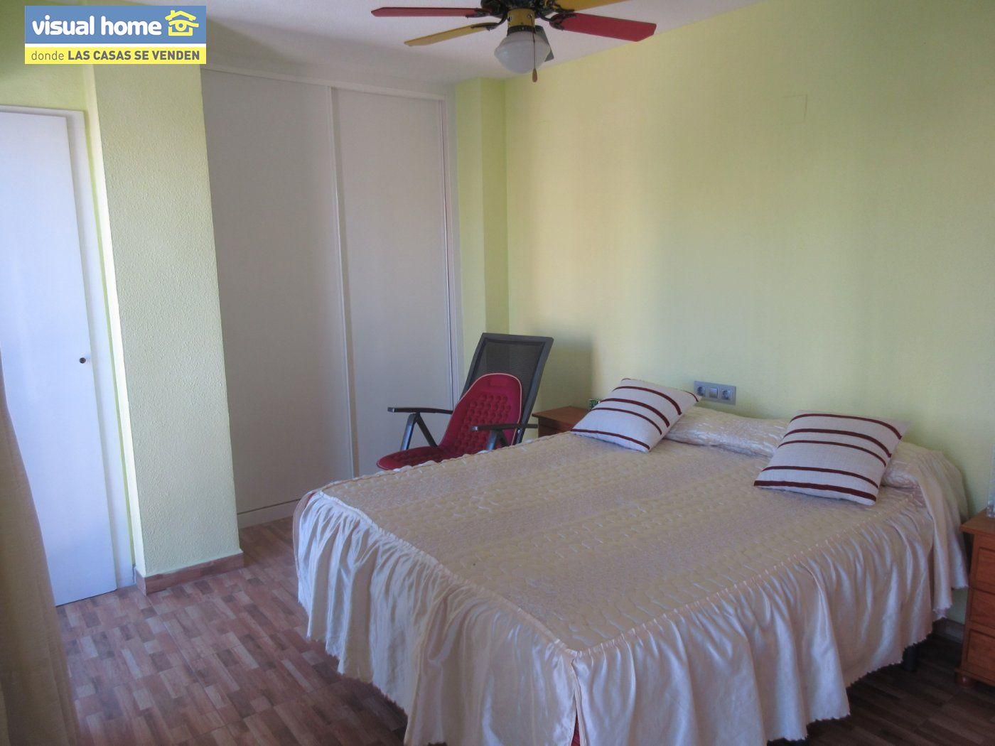 Apartamento todo exterior en Av/ Mediterráneo con garaje y piscina a 50 mts de la playa 12
