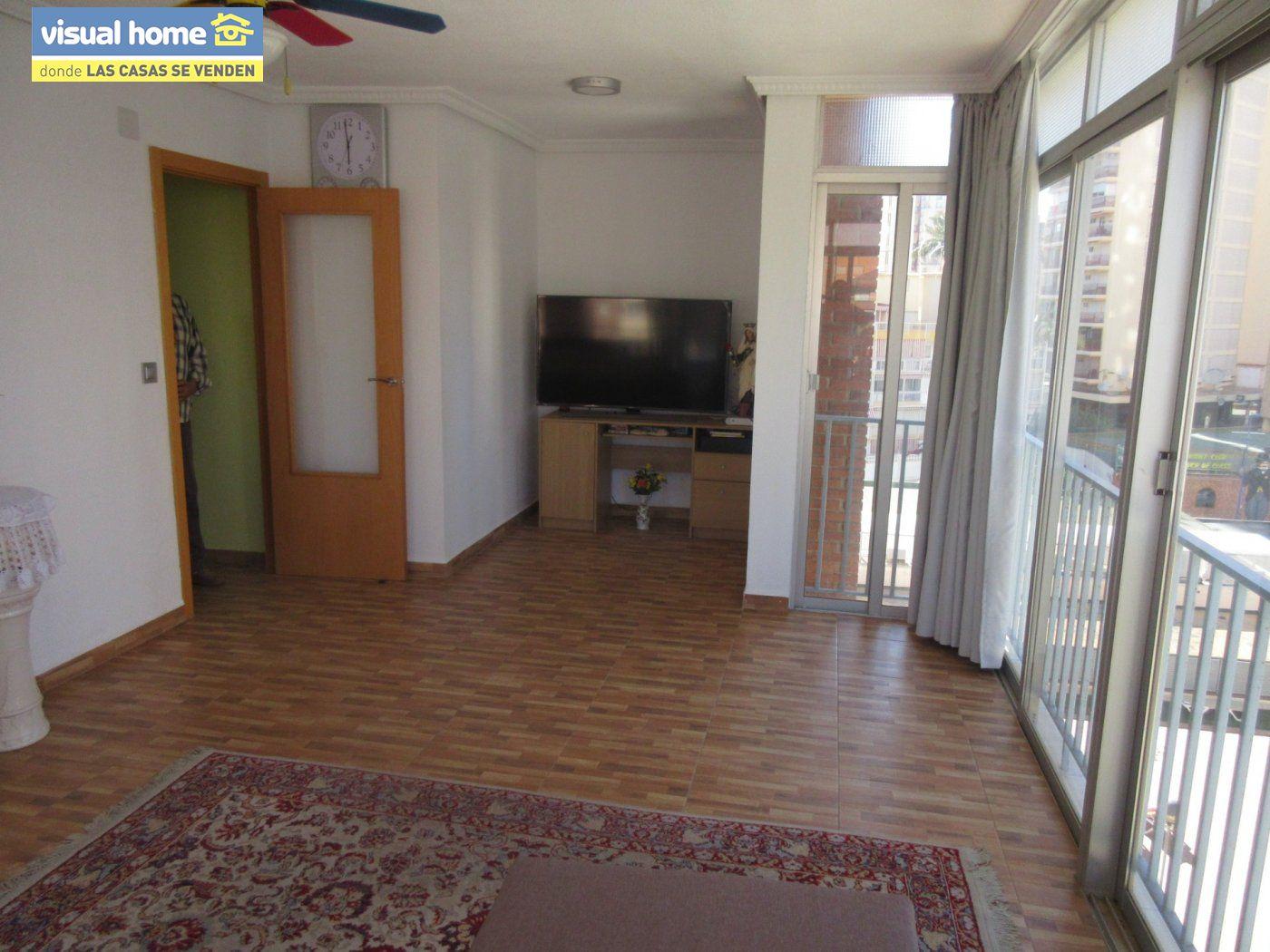 Apartamento todo exterior en Av/ Mediterráneo con garaje y piscina a 50 mts de la playa 18