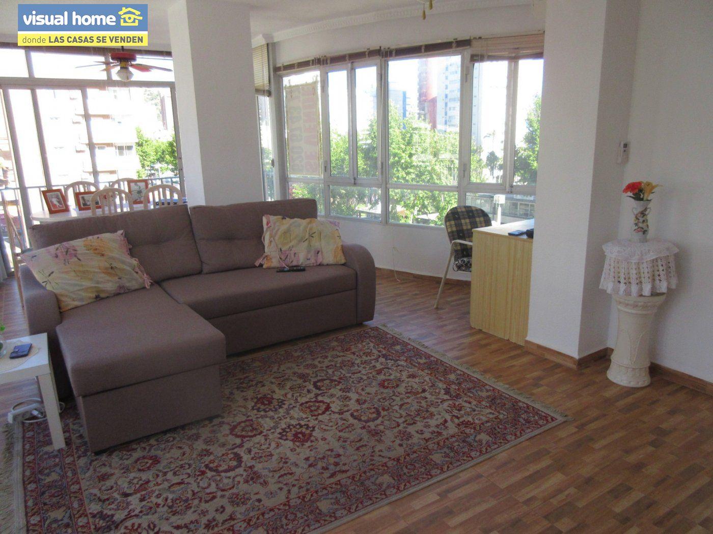 Apartamento todo exterior en Av/ Mediterráneo con garaje y piscina a 50 mts de la playa 19
