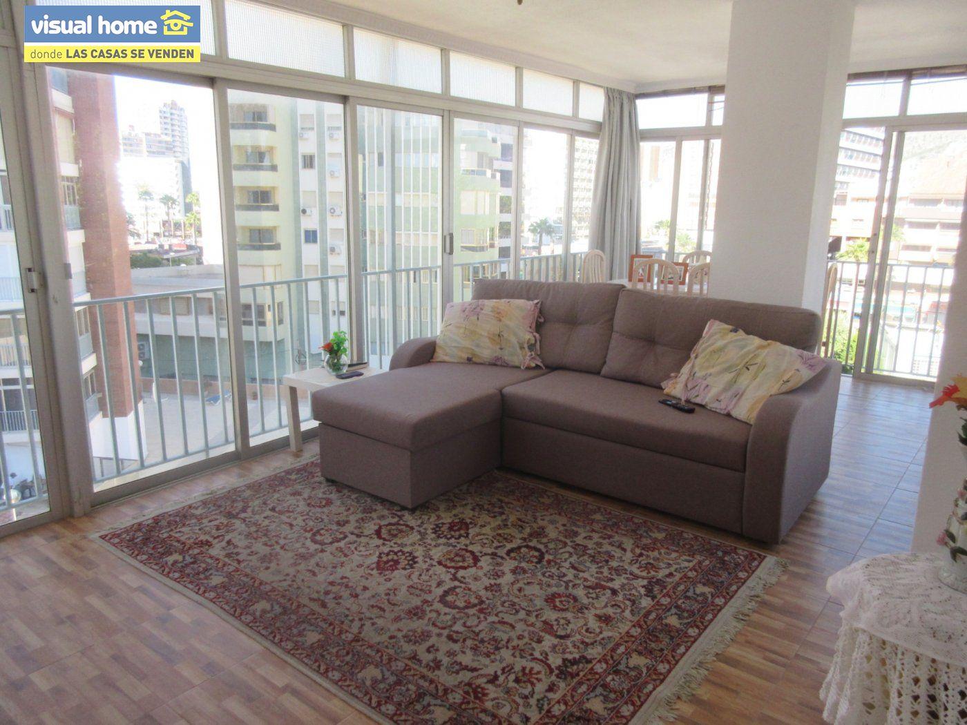 Apartamento todo exterior en Av/ Mediterráneo con garaje y piscina a 50 mts de la playa 22