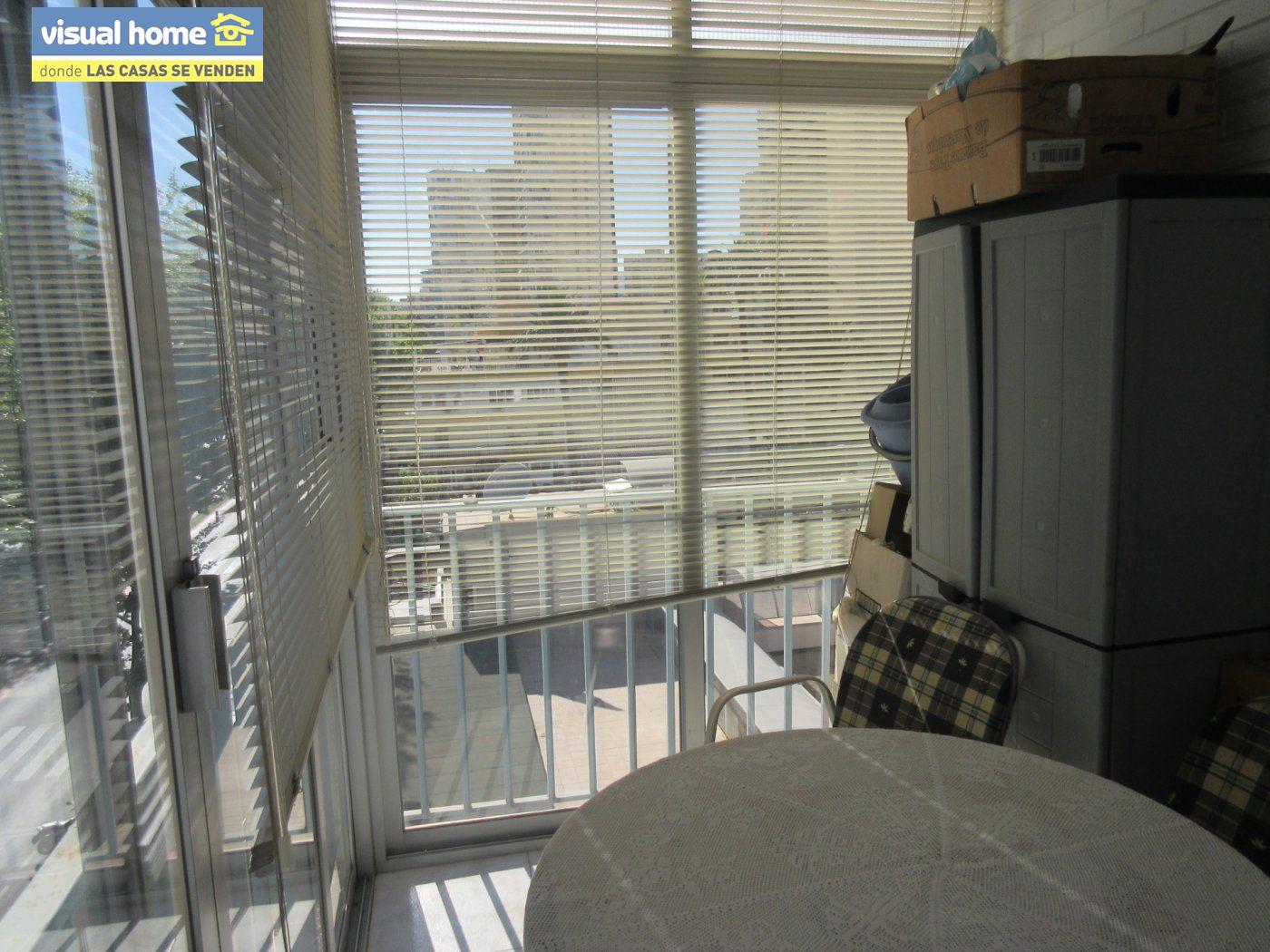 Apartamento todo exterior en Av/ Mediterráneo con garaje y piscina a 50 mts de la playa 27