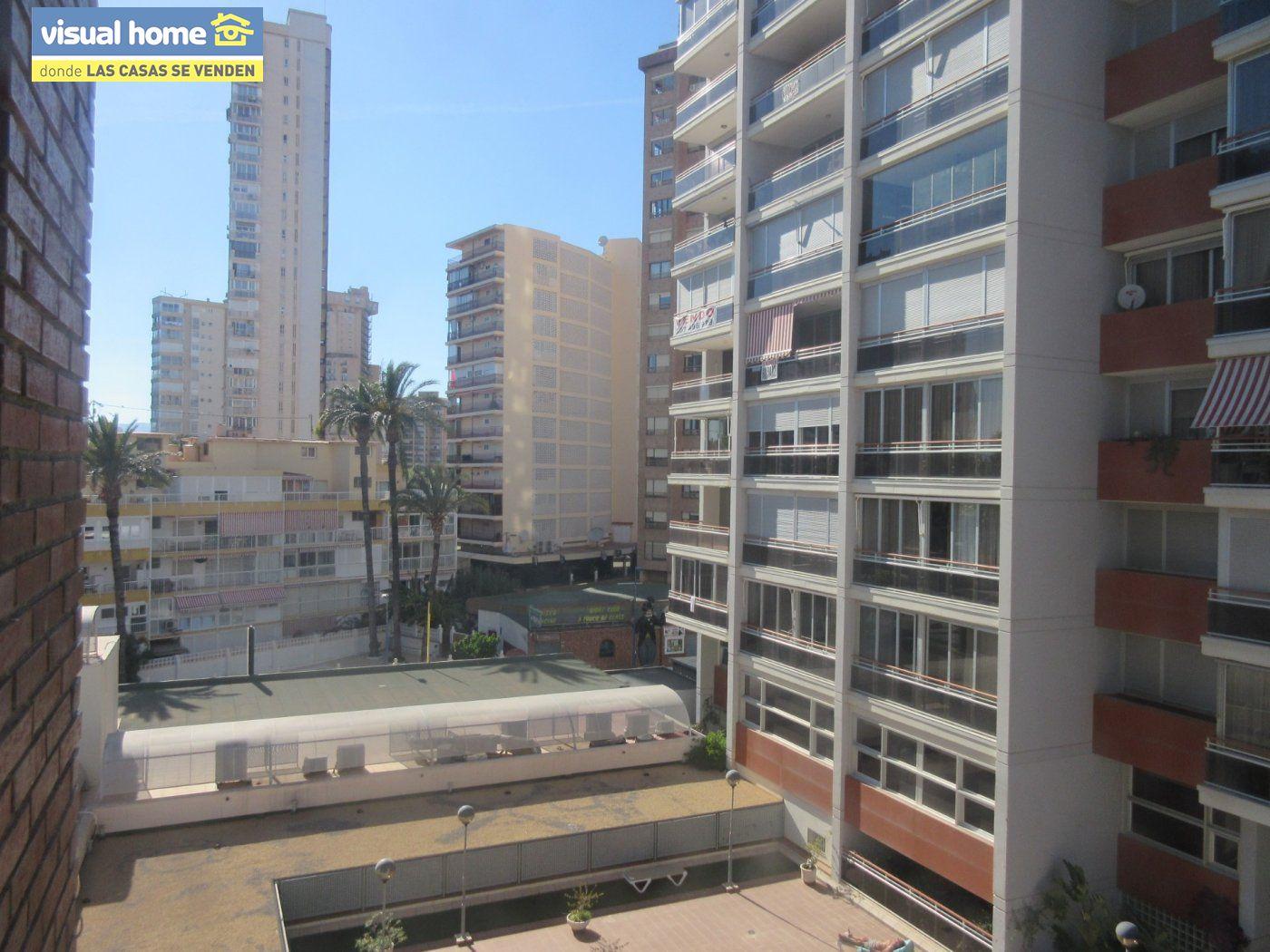 Apartamento todo exterior en Av/ Mediterráneo con garaje y piscina a 50 mts de la playa 29