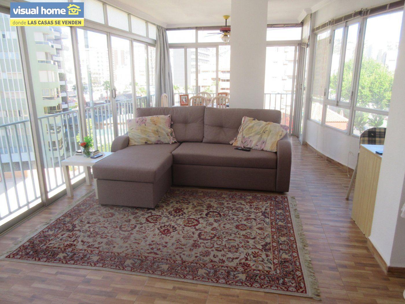 Apartamento todo exterior en Av/ Mediterráneo con garaje y piscina a 50 mts de la playa 3