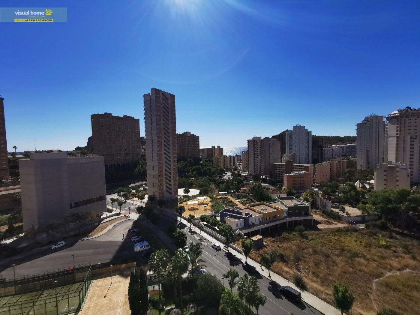 Apartamento en Benidorm zona Cala de Benidorm de 55 m²