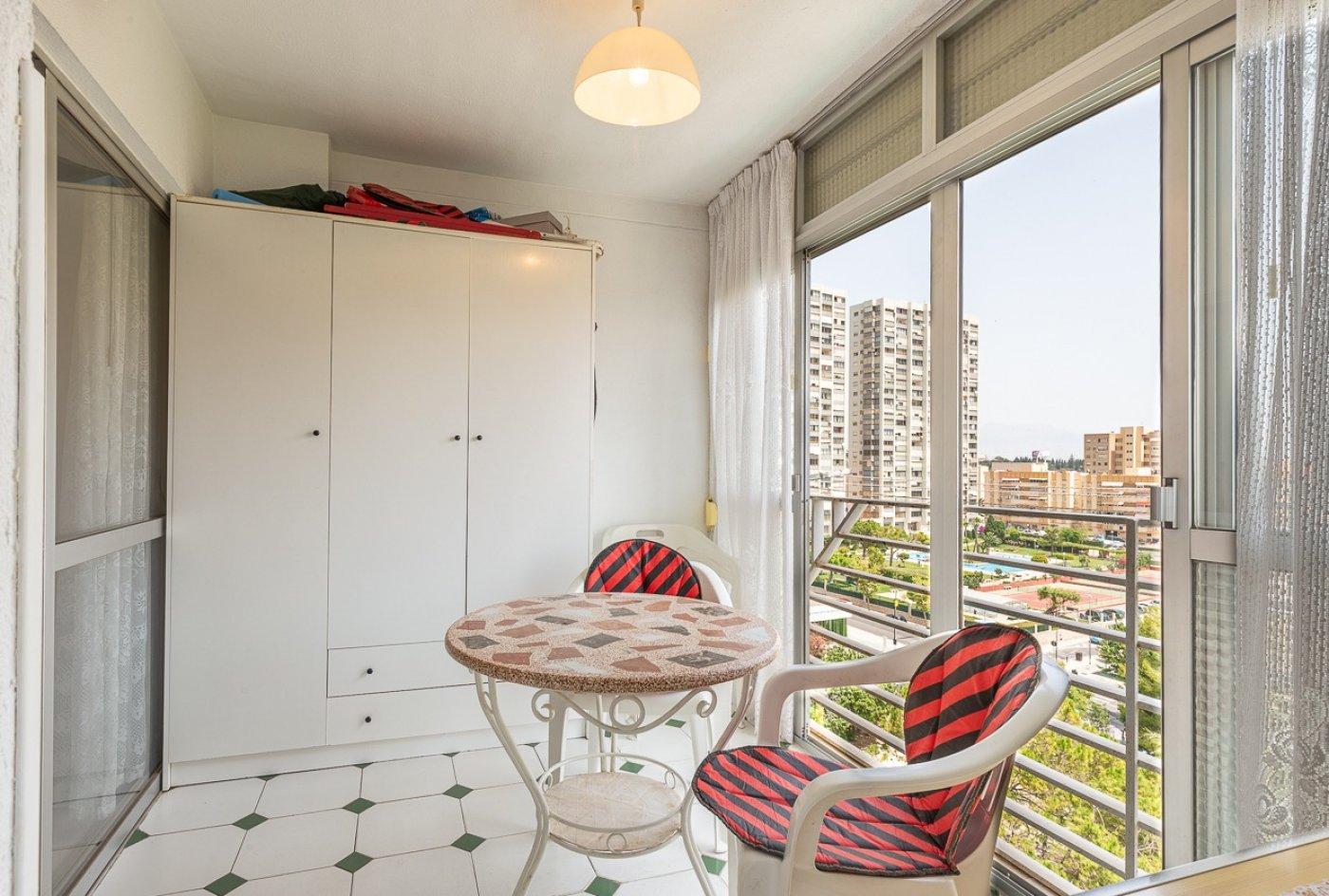 Apartamento en Benidorm zona Juzgados de 47 m²