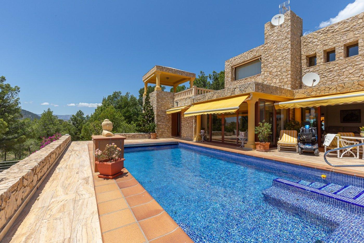 Villa en Finestrat de 455 m²
