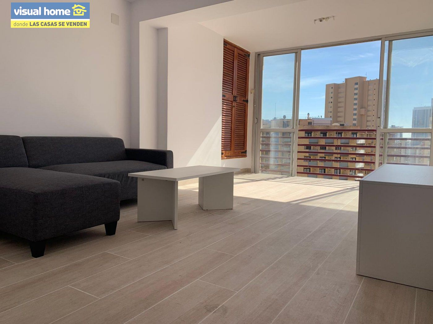 Apartamento en Benidorm zona Levante de 53 m²