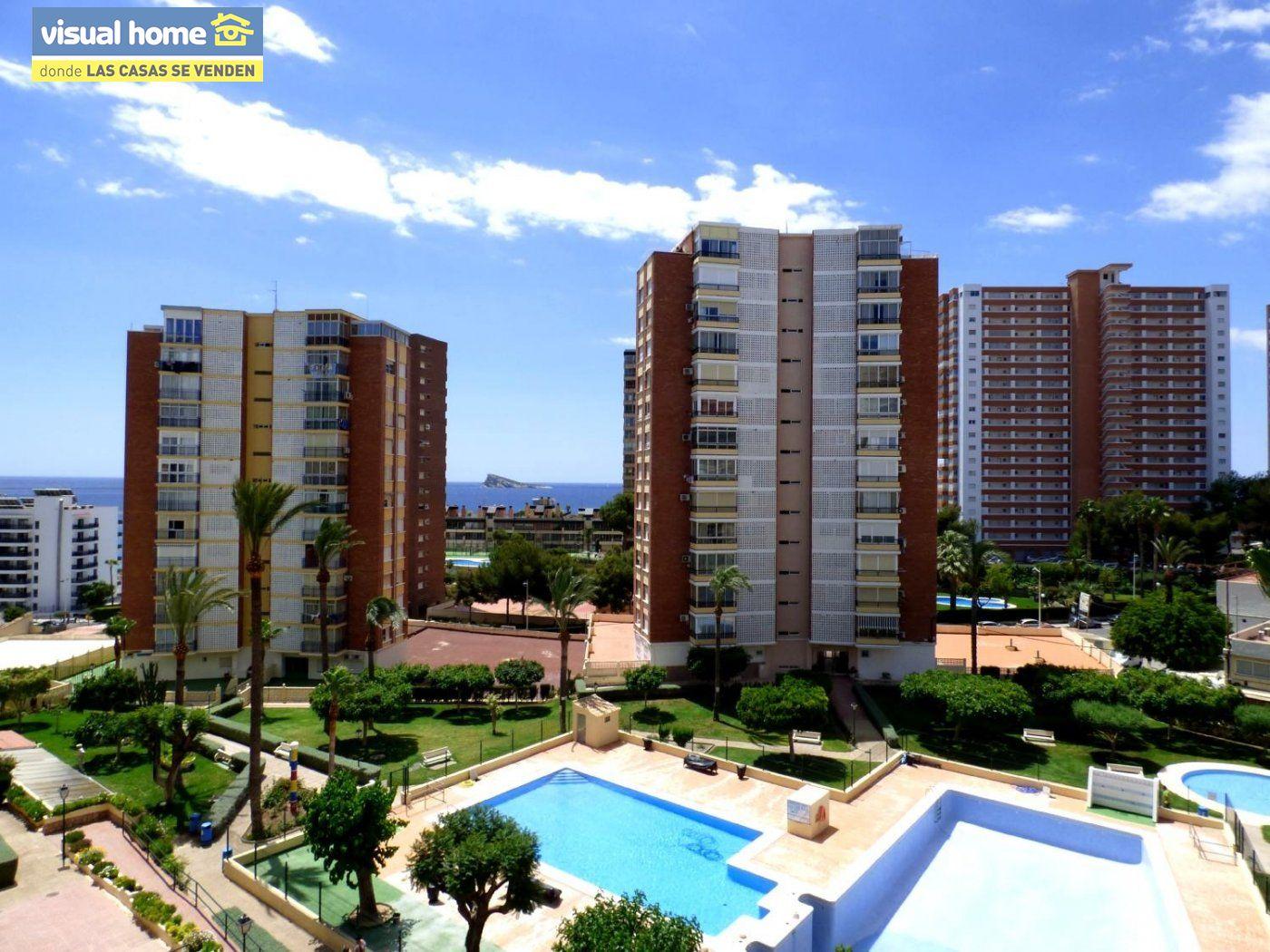 Apartamento en Benidorm zona Poniente de 54 m²